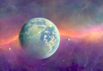 New Earth Terra Christa