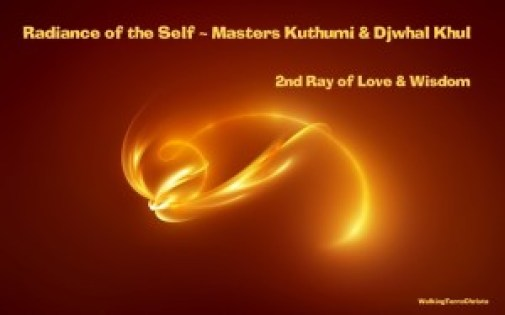 Radiance of the Self Kuthumi DK