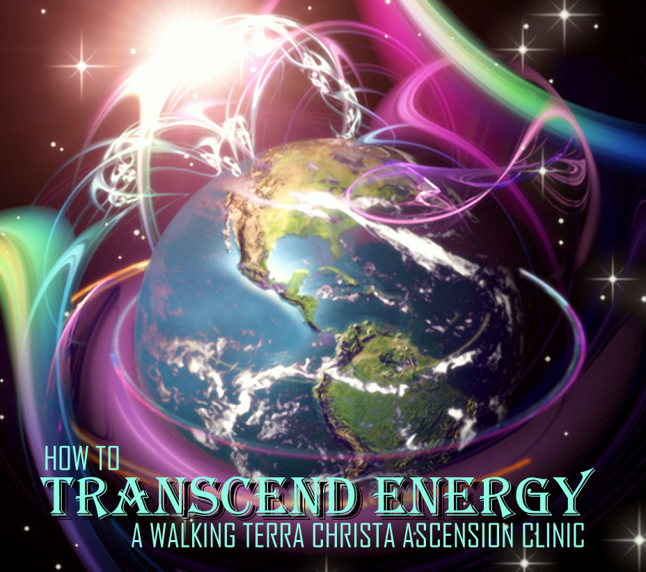 HOW TO TRANSCEND ENERGY - CLASS 2 LORD MELCHIZEDEK | Walking