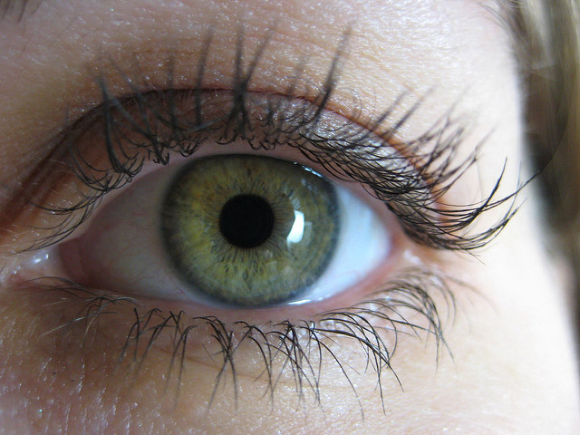 Eye by Madaise on Flickr https://flic.kr/p/2fcE4K