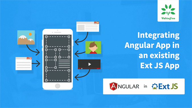 Integrating Angular App in an existing Ext JS App - WalkingTree