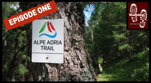 Alpe AdriaTrailepisode one