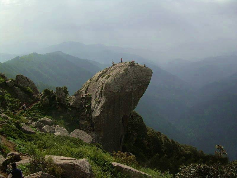 churdhar trek in Himachal pradesh