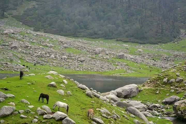 kareri lake trek