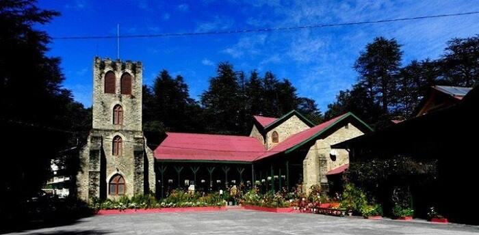 Convent of Jesus & Mary, Chotta Shimla haunted place