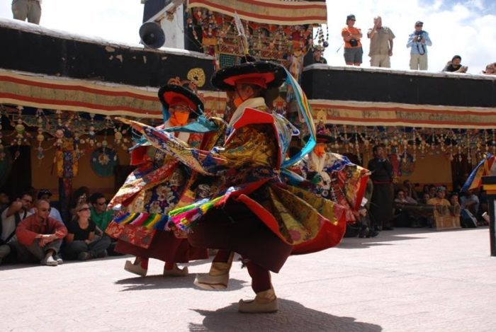 ladakh festival in leh city