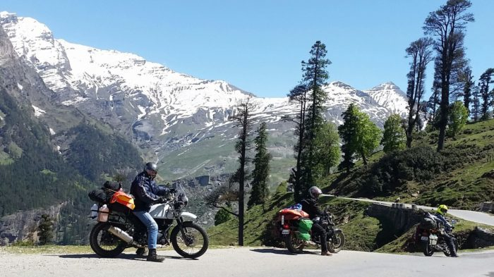 rohtang pass height