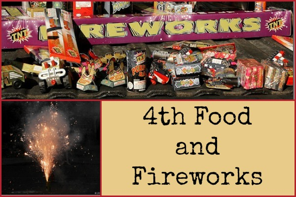 4th Food and Fireworks