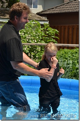 Bear's Baptism