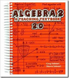 Teaching Textbooks Albegra 2