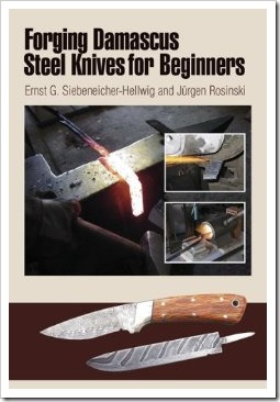 Forging Damascus Steel Knives for Beginners