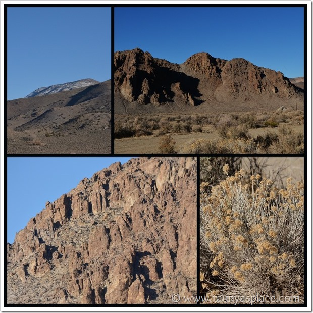 Shooting in the Desert - Pyramid Lake