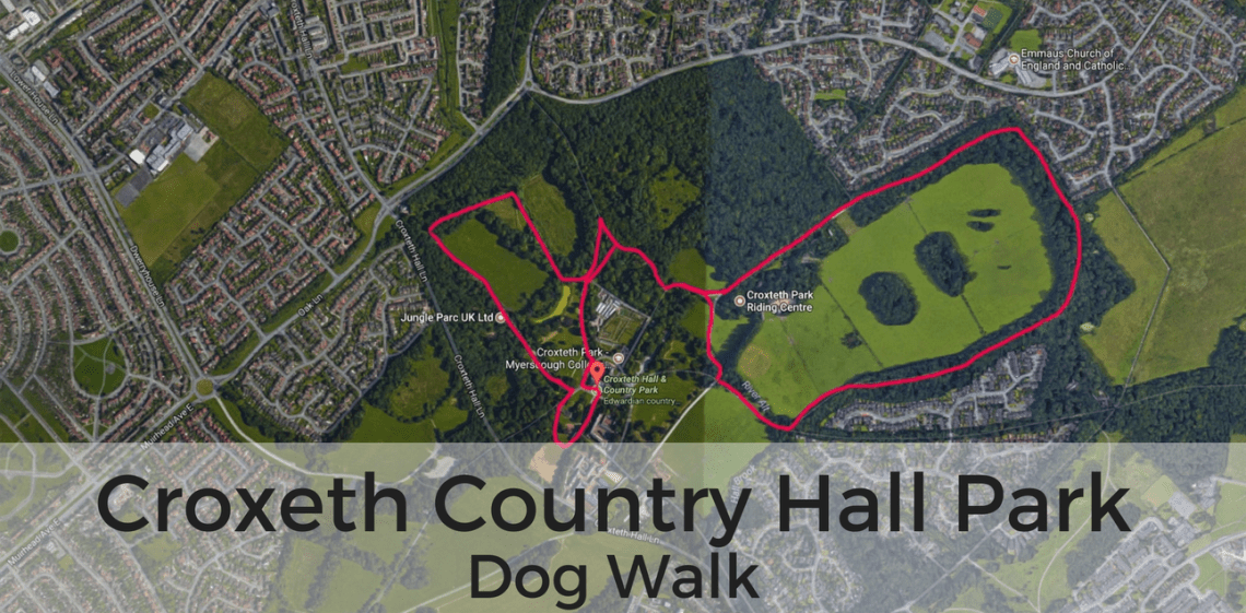 croxeth country hall park