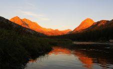 508 Evolution Valley Sunset