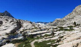 524 Evolution Valley to Le Conte Canyon