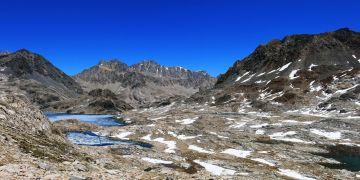 537 Evolution Valley to Le Conte Canyon