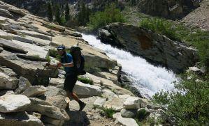 557 Le Conte Canyon to Upper Palisade Lake