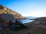 755 Camp at Guitar Lake