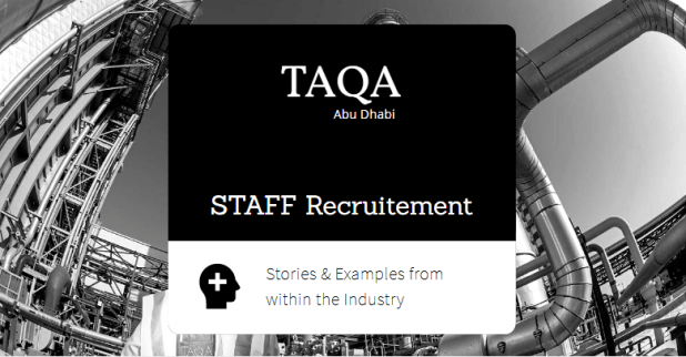 jobs Positions at Taqa to apply online