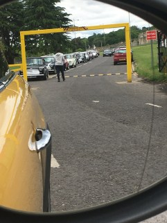 Best Traffic jam ever!