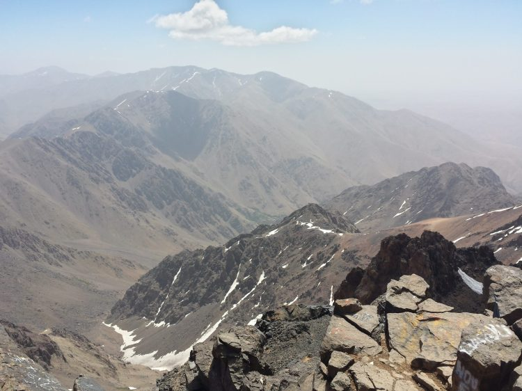 Travelling Light in the High Atlas Mountains