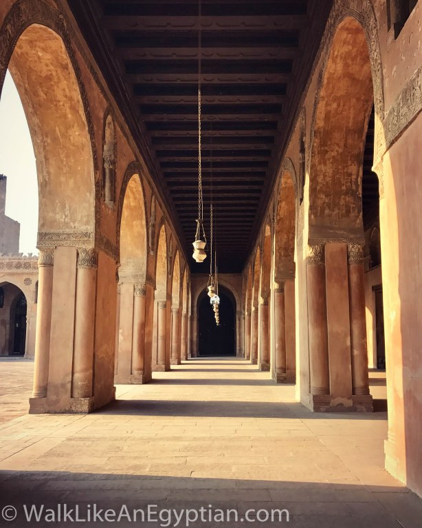 Ibn Tulun - Walk Like an Egyptian - Cairo, Egypt_-6
