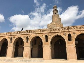 Ibn Tulun - Walk Like an Egyptian - Cairo, Egypt_-9