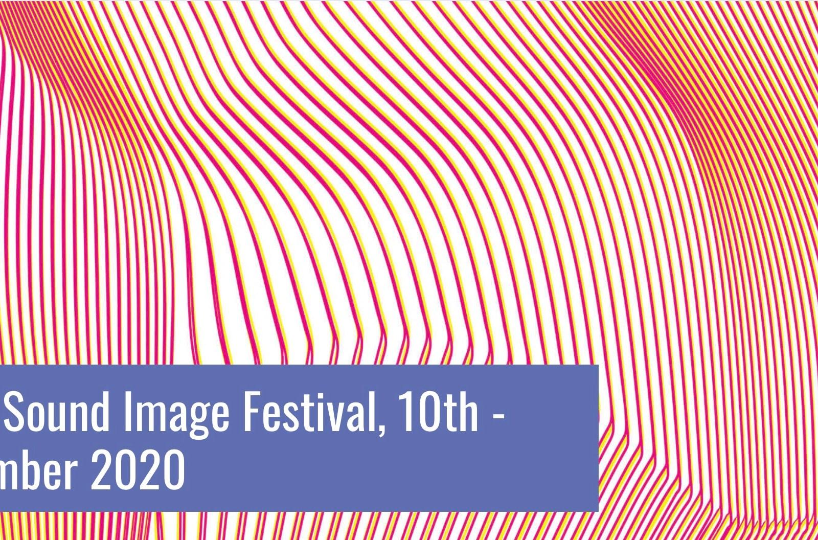 Sound Image Festival logo grab