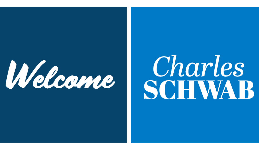 Schwab Announcement