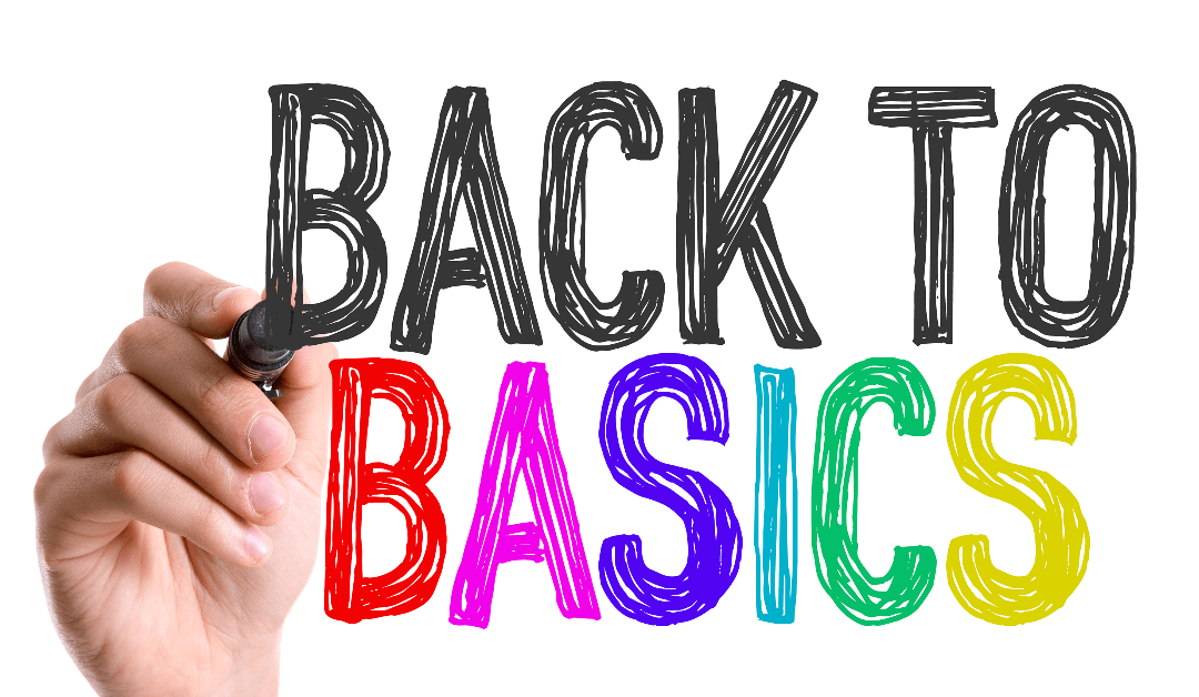 Kid Lessons for Adults: Back to Basics