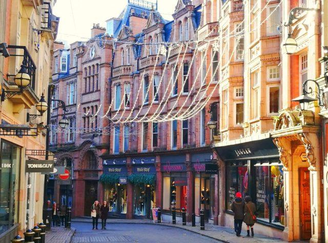 Birmingham Cannon Street