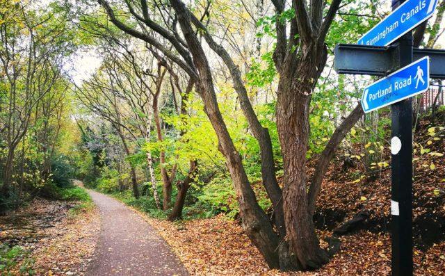 Harborne Walkway