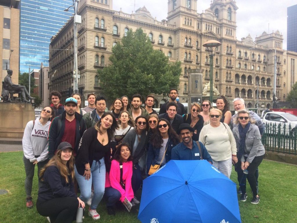 Aamir's 11am Free Melbourne Walking Tour