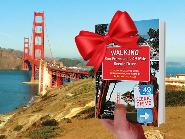 SF gift: 49 mile drive book