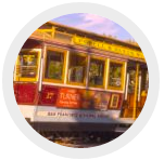 San Francisco Cable Car icon