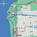 map-from-book-Walking San Francisco's 49 Mile Scenic Drive