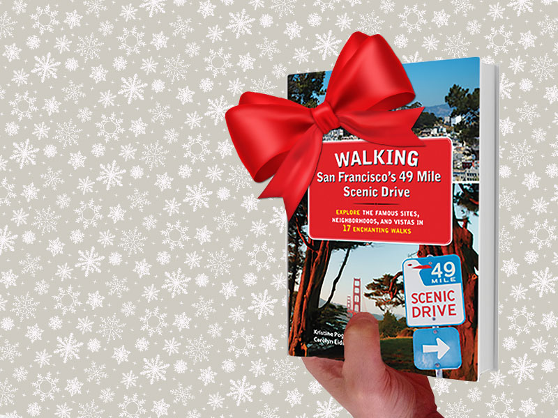 Great SF Holiday Gift — SF Walking Book