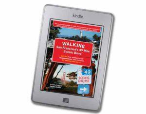 e-book Walking San Francisco's 49 Mile Drive