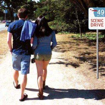Romantic walk along San Francisco's 49 Mile Scenic Drive
