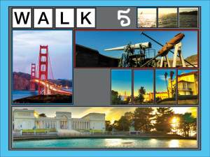 Author led Walk 5 Walking San Francisco's 49 Mile Scenic Drive