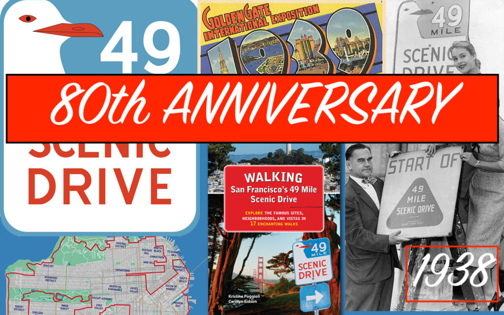 80th Anniversary Events—49 Mile Scenic Drive