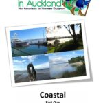 Coastal walks in Auckland book (part 1)