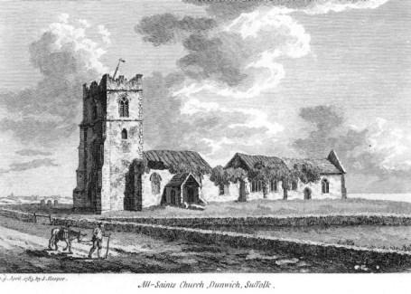 All Saints Church, 1785