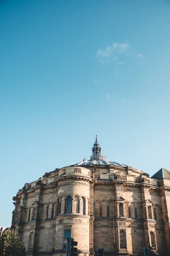 Edinburgh McEwan Hall University