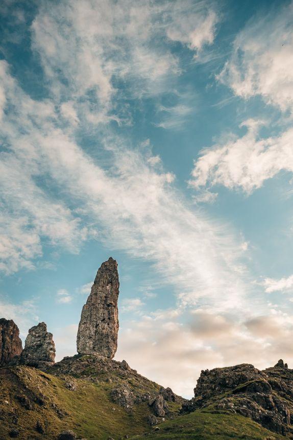 Isle of Skye Old Man of Storr