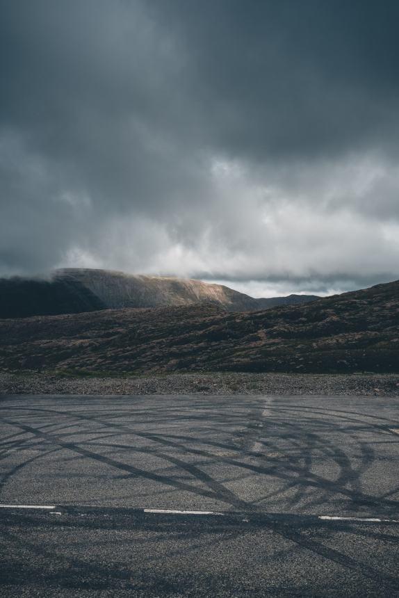 Scotland Applecross Bealach na Ba Burnouts