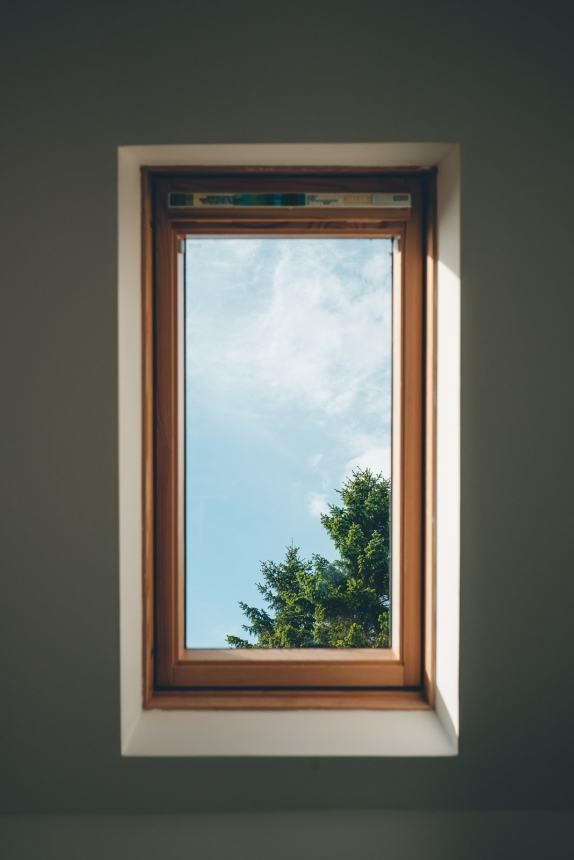 Scotland Feranan Crofter Cottage Skylight Window