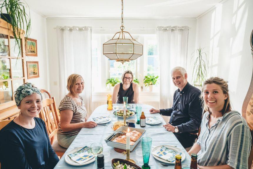 Ekero Family Dinner