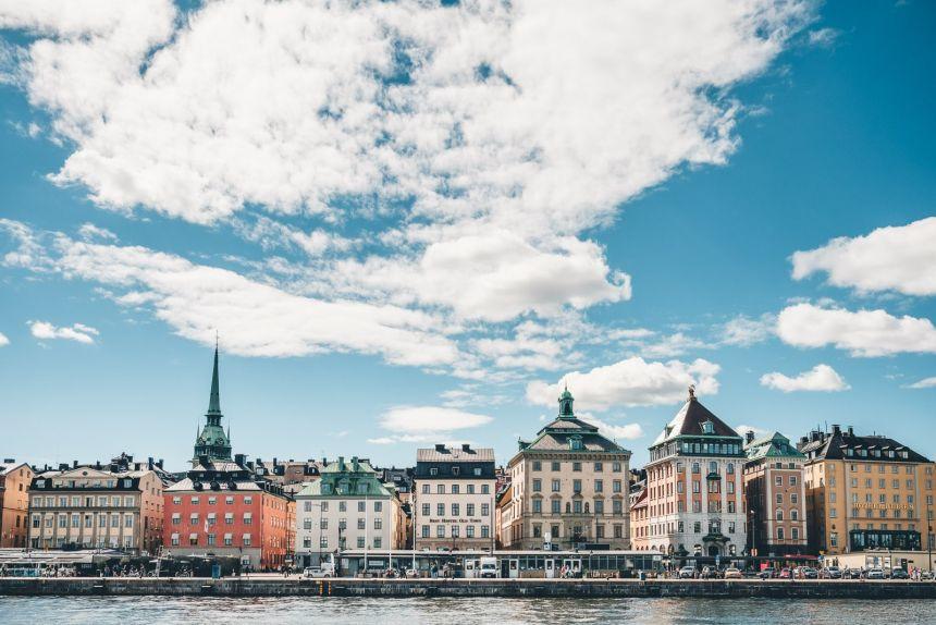 Stockholm Archipelago Water City Views