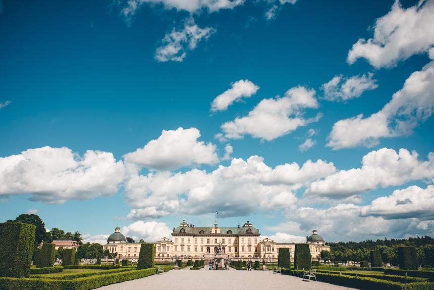 Stockholm Drottningholm Wide View